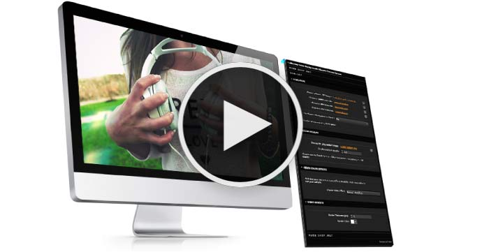 Adobe Muse Tutorial - Put video into Muse Elements