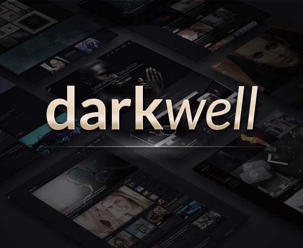 Darkwell Muse Theme - Darkwell Muse Template - Features Section 00