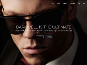 Darkwell Muse Template comes with 17 Muse Sliders Collection
