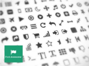 Darkwell Muse theme comes with thousands of free vector icons
