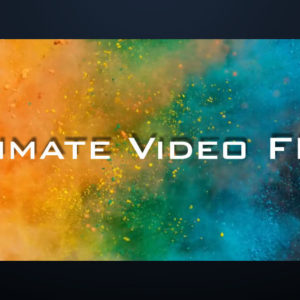 Ultimate Video Fill Tool Muse Widget - Featured Image