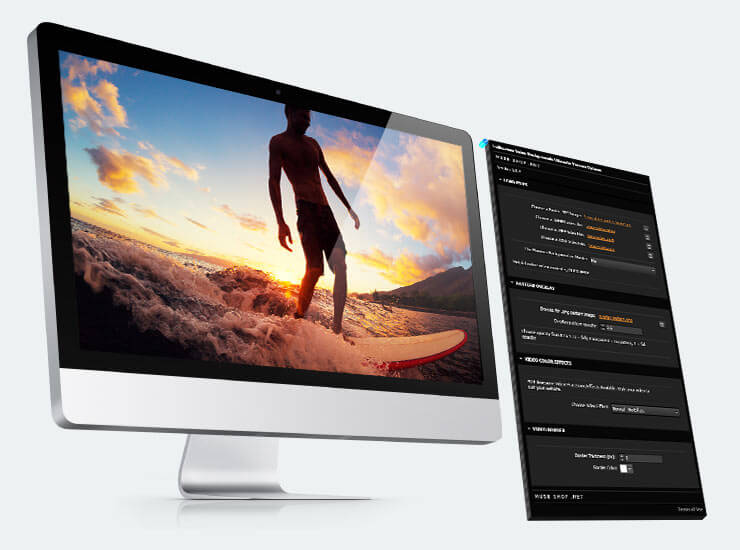 Ultimate Video Backgrounds Muse Widget is here | MuseShop net