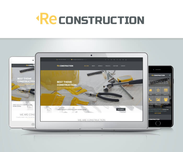 ReConstruction Muse Template Features 1