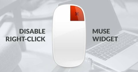 Disable Right Click Adobe Muse Widget Product Image