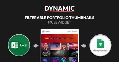 Adobe Muse Widgets | Muse Widget | MuseShop net